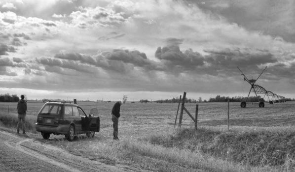 Nebraska cinemelodic road movie