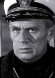 Richard Widmark  The Bedford Incident (1965)