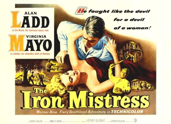 affiche-la-maitresse-de-fer-the-iron-mistress-1952-3