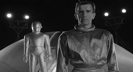 The Day the Earth Stood Still (1951) Review |BasementRejects |The Day The Earth Stood Still 1951 Klaatu