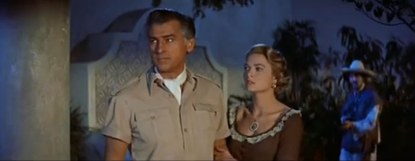 Image result for grace kelly in green fire