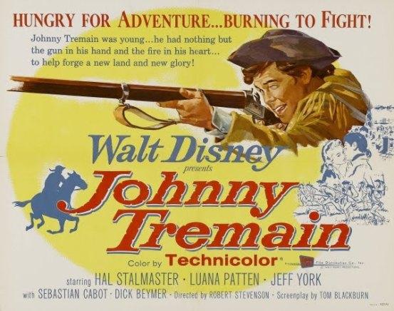 Johnny Tremain - hs 600