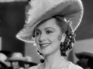 Olivia de Havilland in Captain Blood (1935)