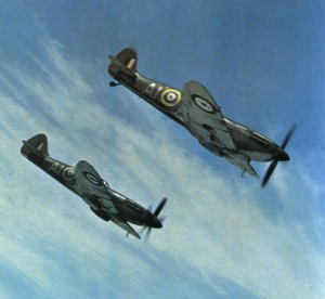 Spitfires_dive_to_the_attack_(cropped)