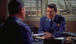 Charles McGraw in Toward the Unknown (1956)