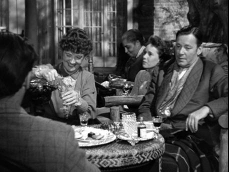 Little Foxes (1941) - addie apex of triangle