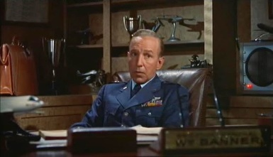 Lloyd Nolan in Toward the Unknown (1956)