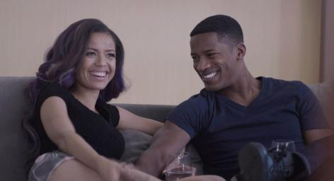 still-of-nate-parker-and-gugu-mbatha-raw-in-beyond-the-lights-(2014)-large-picture