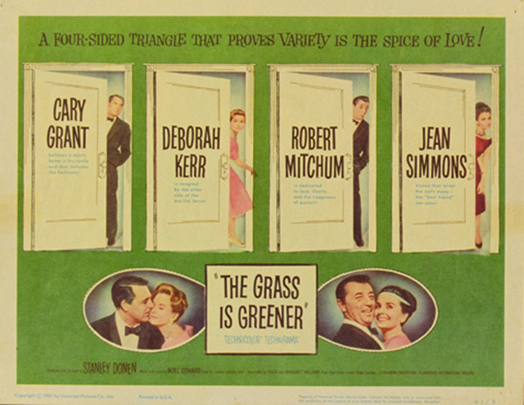 the-grass-is-greener-movie-poster-1961-1020250883