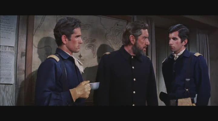 movie a thunder of drums 1961