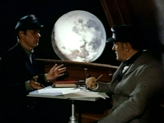 Cartel (1958) From the Earth to the Moon 9