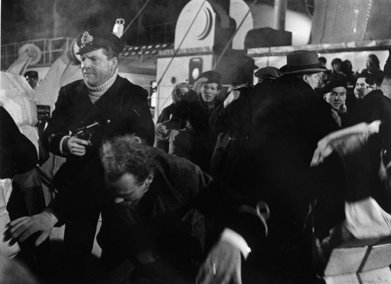 still-of-kenneth-more-in-a-night-to-remember-(1958)-large-picture
