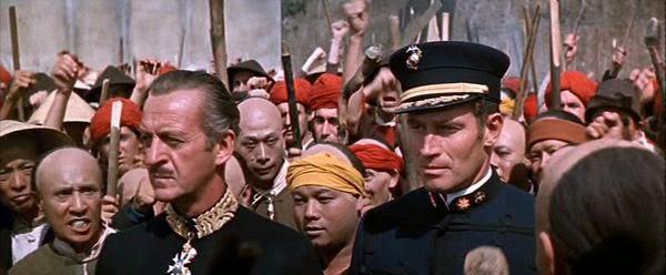 55 Días En Pekin (1963) 6 - Blog Cine - Cine de re-estreno - cine épico