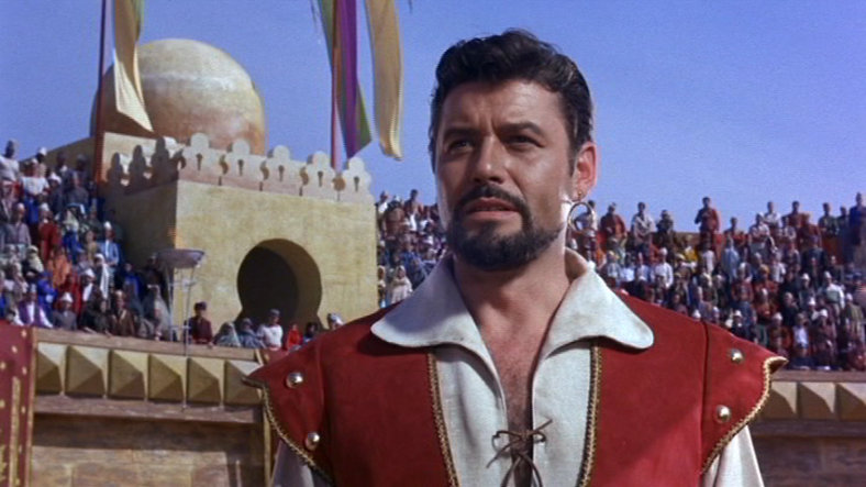 Captain Sinbad Guy