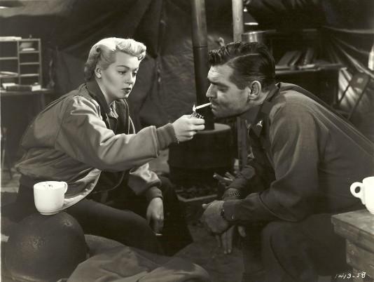 Lana Turner, Clark Gable Homecoming (1948)
