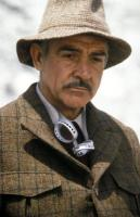 Sean CONNERY in 'Am Rande des Abgrunds', 1982