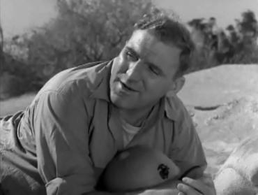 1942-William Bendix in Wake Island