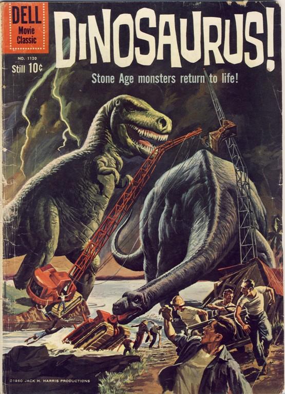 cb dell dinosaurus
