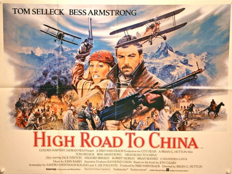 High Road to China v