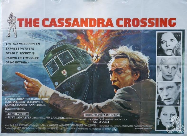 The Cassandra Crossing Lobby Card