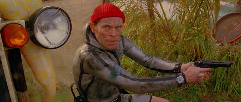 Willem Dafoe The Life Aquatic With Steve Zissou