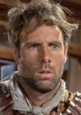 Bruce Dern  The War Wagon (1967)