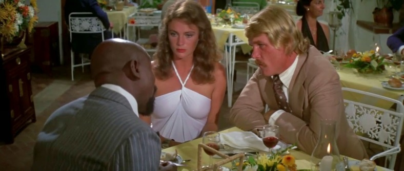 Louis Gossett, Jr., Jacqueline Bisset + Nick Nolte - The Deep (1977)