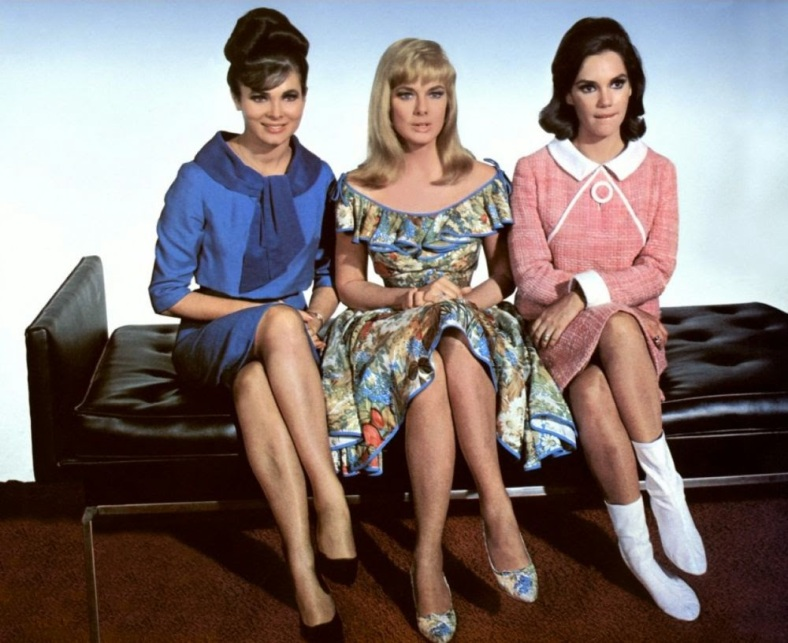 mary-ann-mobley-leslie-parrish-gila-golan-three-on-a-couch-1966