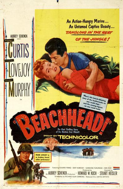 Beachhead-Stuart-Heisler-1954