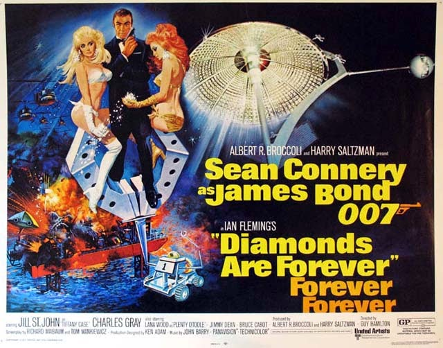 diamonds are forever 1