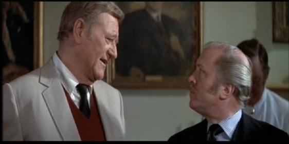 John Wayne + Richard Attenborough - Brannigan (1975)