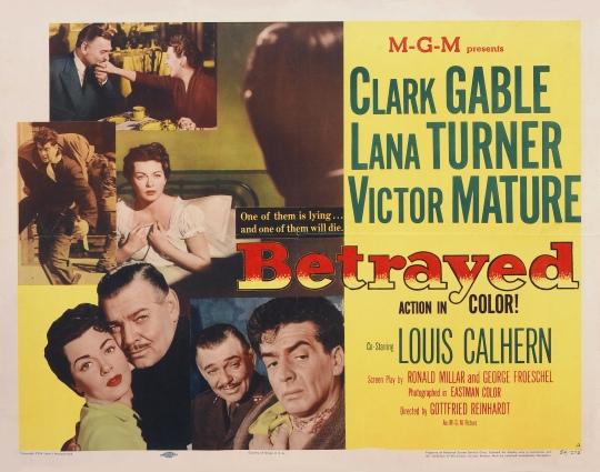 Poster - Betrayed (1954)_02