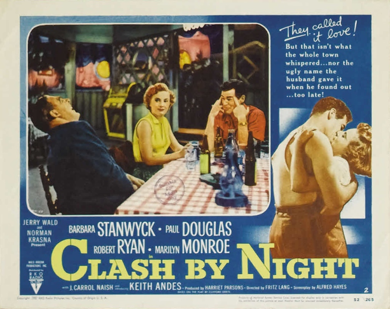 Poster - Clash by Night_04