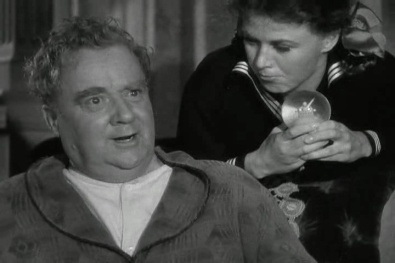 Ernest Cossart in Kitty Foyle (1940)
