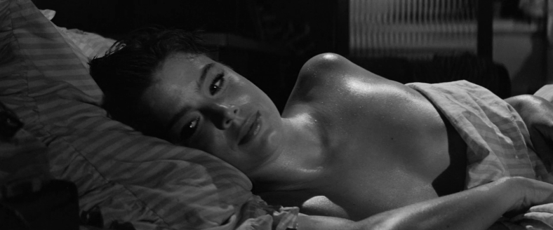 Janet Munro - The Day the Earth Caught Fire (1961) bed 3