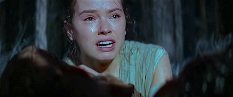 Rey-crying
