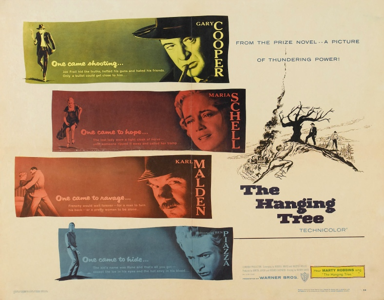 Poster - Hanging Tree, The_02