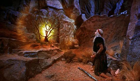 1956-Ten-Commandments-Burning-Bush