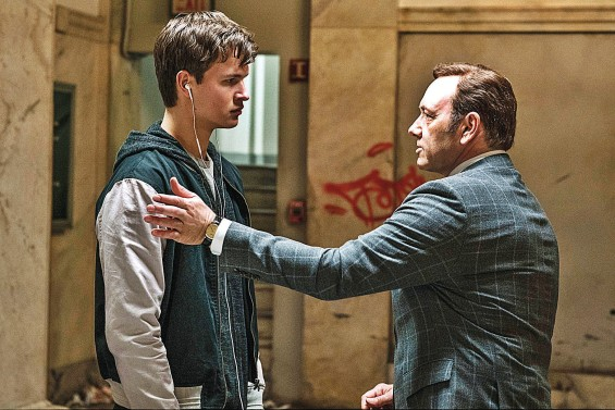 Film Review Baby Driver