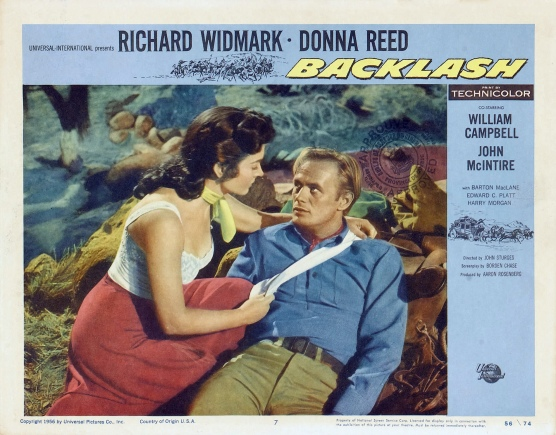 Poster - Backlash (1956)_03