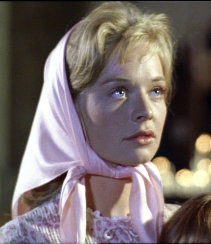 The Greengage Summer - Susannah York