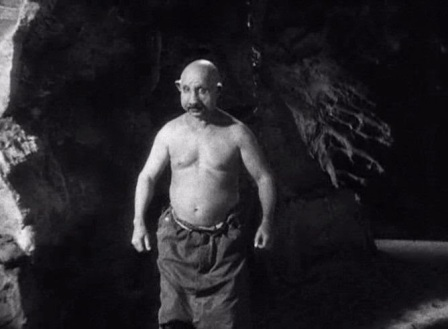 Island of Lost Souls (1932)_012 Buster Brodie (Pig Man)