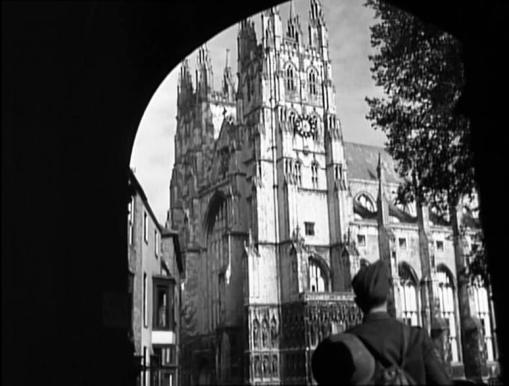 arrival - A Canterbury Tale (1944)