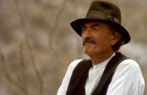 OLD GRINGO, Gregory Peck, 1989, (c)Columbia Pictures