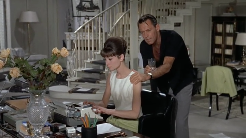 paris-when-it-sizzles-hepburn-holden-working