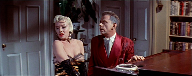 piano fantasy 5 + Marilyn Monroe + Tom Ewell + Seven Year Itch