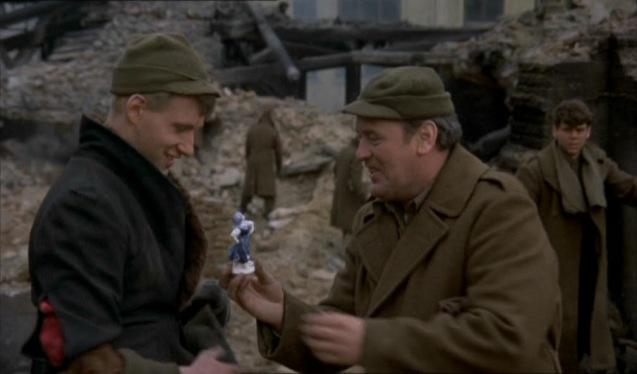 Michael Sacks & Eugene Roche) - Slaughterhouse Five (1972) Dresden Doll