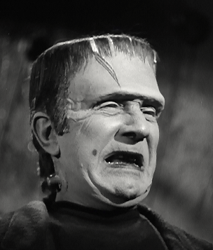 Frankenstein Meets the Wolf Man - Bela