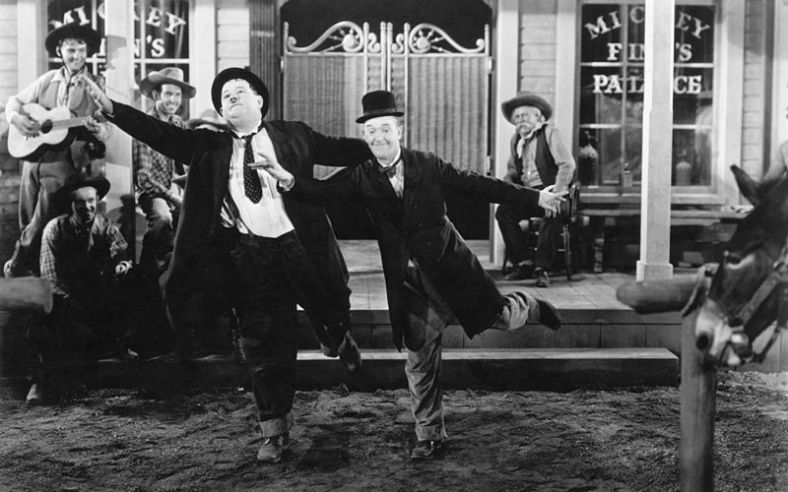 comedy-fest-laurel-and-hardy-way-out-west