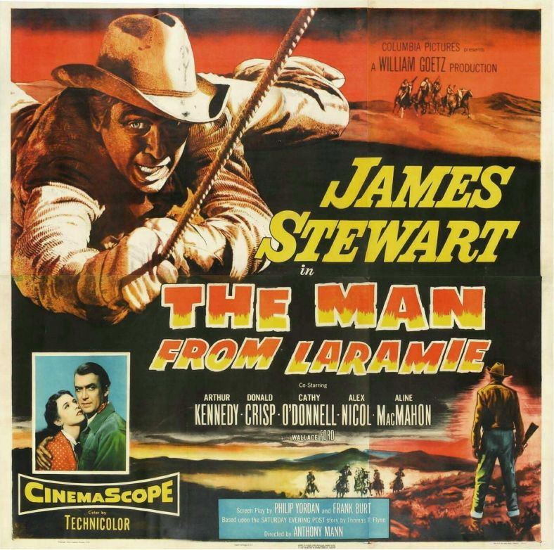 The Man from Laramie poster 2